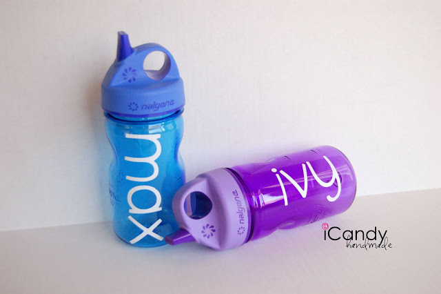 Trip h2o bottles