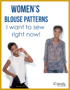 Stylish Women's Blouse Patterns