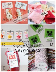 Classroom Valentine Round-Up