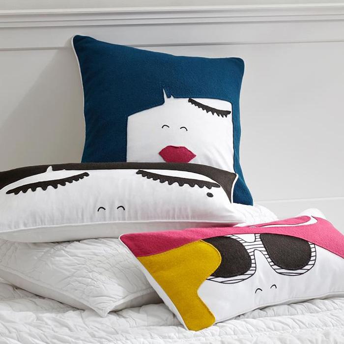 cutie pillow