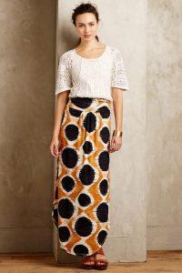 2015 Maxi Skirts – Make This Look