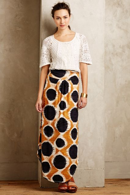2015 Maxi Skirts – Make This Look