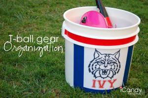 T-ball Organization Tip