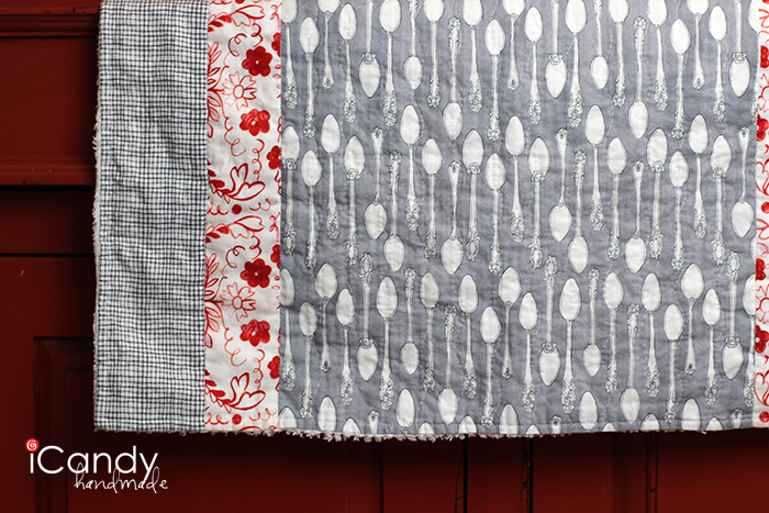 Quilted Kitchen Towel Spoons