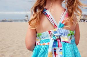 Sun-sational summer dress