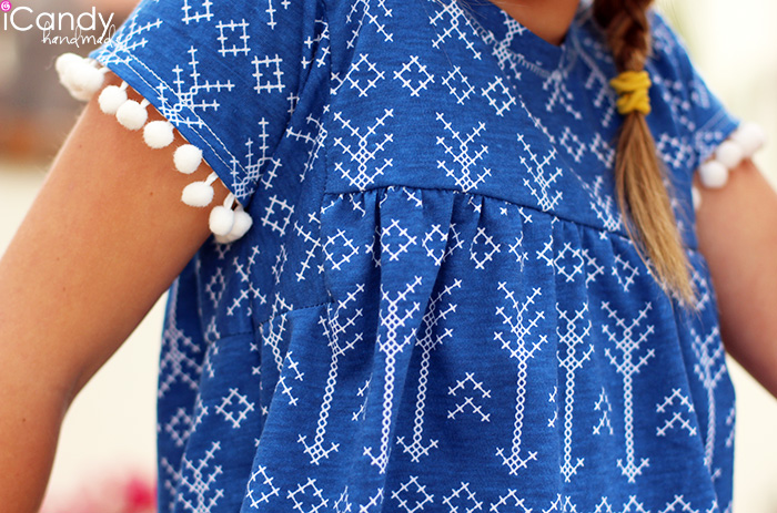 iCandy Everyday Boho Dress Front Close