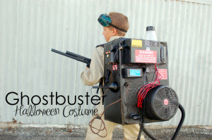 Halloween 2015: Ghostbuster