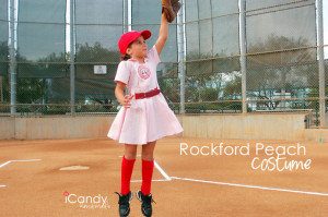 Halloween 2015: A League of Their Own