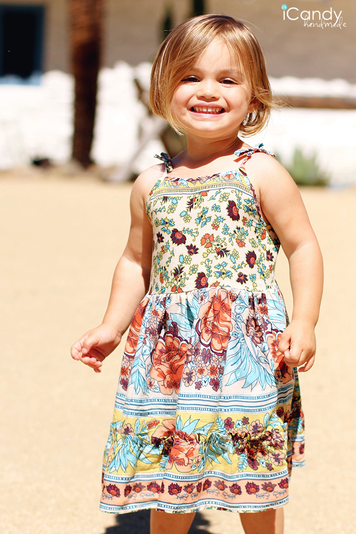 Sundressing Palmer Dress 1 - iCandy handmade